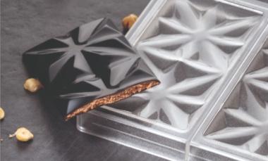Edelweiss con pralinati di nocciole del Piemonte