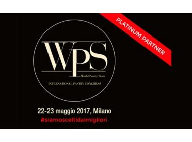 Pavoni Italia Partner del World Pastry Star 2017
