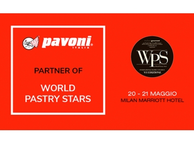 Pavoni Italia @ World Pastry Stars