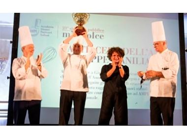 Trofeo Pavoni - Pasticcere dell'anno è Giuseppe Manilia