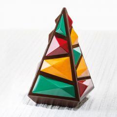 Stampo termoformato a soggetto natalizio. Kit albero ROCKY TREE