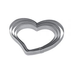 XF25-Heart-stainless-steel-micro-perforated-band