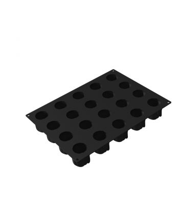 Pavoni Italia Professional Romance PX4376 stampo in silicone per monoporzioni