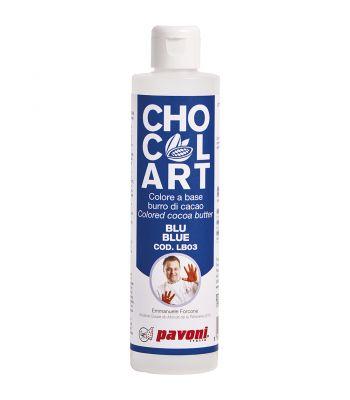 colore-burro cacao-blu