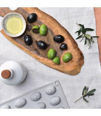 Pavoni Italia stampo silicone Gourmand 300x175 mm Olive GG012
