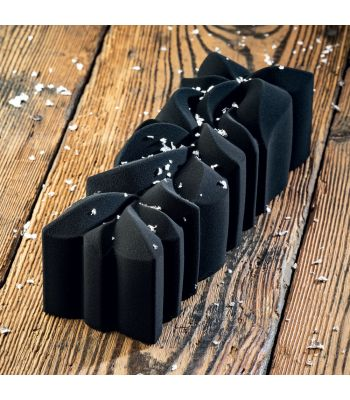 Pavoni Italia Professional stampo in silicone Sequoia KE067