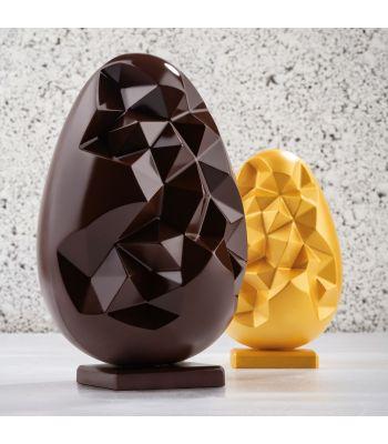 Stampo Pasqua per uovo in cioccolato Picasso KT188 Pavoni Italia