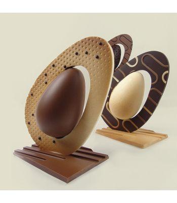 KT71-kit-uovo di pasqua-cioccolato-stampi termoformati