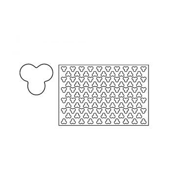 PF8A-Placche-Pasta frolla-Trifoglio