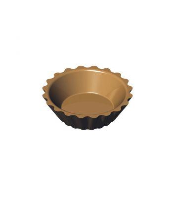 Pavoni Italia | Professional | PIASTRA00 Piastra per tartellatrice Cookmatic a forma di tartelletta festonata