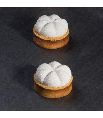 Pavoni Italia top per crostate moderne monoporzione Charm
