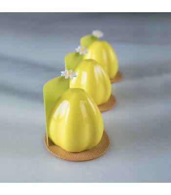 Pavoni Italia Professional Lotus PX4371 stampo in silicone per monoporzioni