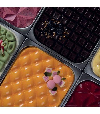 Tablet Top Ice stampo per mezza vaschetta gelato