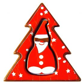 T918-Christmas-silkscreened moulds