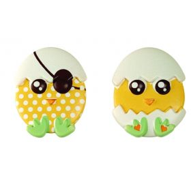 T839-Easter-chicks-thermoformed-silkscreened moulds