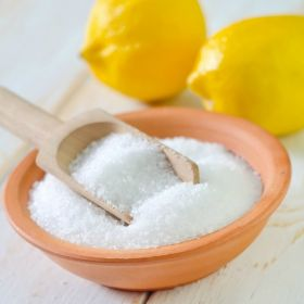 citric acid-acid- sugar