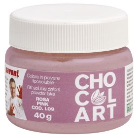 Liposoluble lacquers - colors-  Chocolart pink