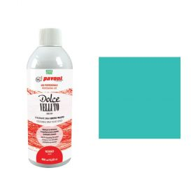 DV15-Spray food-colors Dolcevelluto-blue tiffany