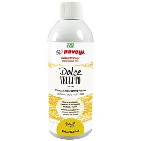 DV3-Spray food-colors Dolcevelluto-yelllow