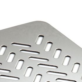GD6-St steel grills-biscuit-decorations-Pavoni Italia