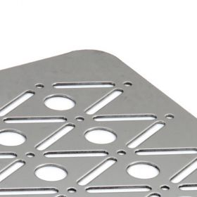 GD7-St steel grills-biscuit-decorations-Pavoni Italia