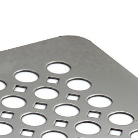 GD8-St steel grills-biscuit-decorations-Pavoni Italia