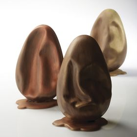 KT128-Easter egg-thermoformed mould