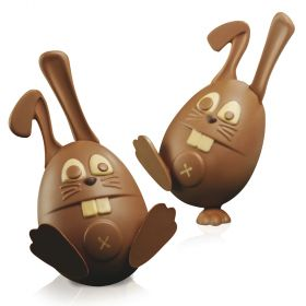KT131-Easter-rabbit-thermoformed mould