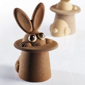 KT154-MAGIC BUNNY-thermoformed mould