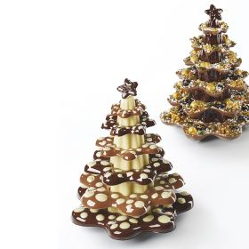 KT162-Christmas-RING TREE-thermoformed mould