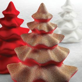 KT164-Christmas-TUTU TREE-thermoformed mould