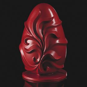 KT167-BAROQUE EGG-thermoformed mould