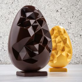 Pavoni Italia Easter chocolate egg mould Picasso