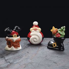 KT179-SANTA CHIMNEY-thermoformed mould