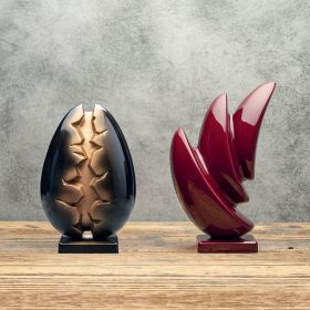 Pavoni Italia thermoformed mould for chocolate, Easter collection Sydney KT182