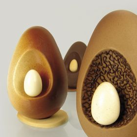 KT50-Chocolate-Easter egg-mould
