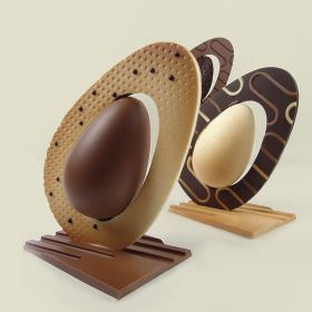KT71-Chocolate-Easter egg-mould