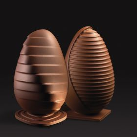 KT90-easter egg-thermoformed mould