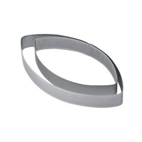 XF20-Ellipse- stainless-steel-micro-perforated-band