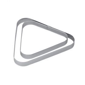 XF17-Triangular- stainless-steel-micro-perforated-band