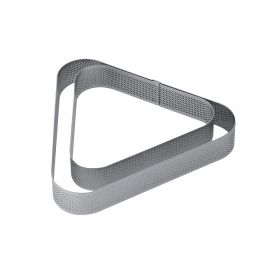 XF18-Triangular- stainless-steel-micro-perforated-band