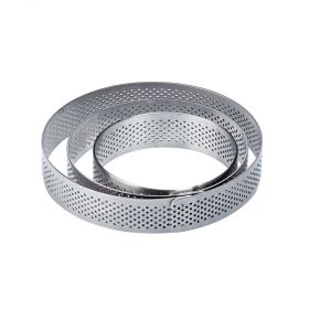 XF7020-Round- stainless-steel-micro-perforated-band