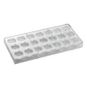 PC100-Artisanal-round line-praline-moulds