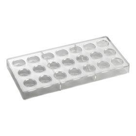 PC101-Artisanal-round fork-praline-moulds