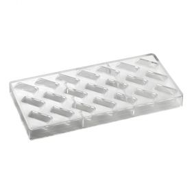 PC106-Artisanal-rectangular line-praline-moulds