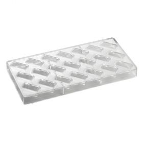 PC114-Artisanal-smooth rectangular-praline-moulds