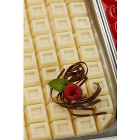 Tablet Top Ice silicone mould for gelato half pan