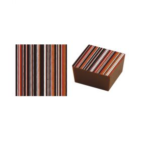 SD110-Colored stripes pattern-silkscreen