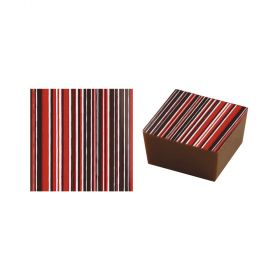 SD111-Colored stripes pattern-silkscreen