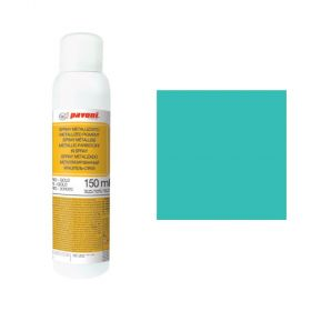 metallized spray-alcoholic base- blue tiffany